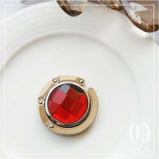 OPUS Gemstone series - bright red