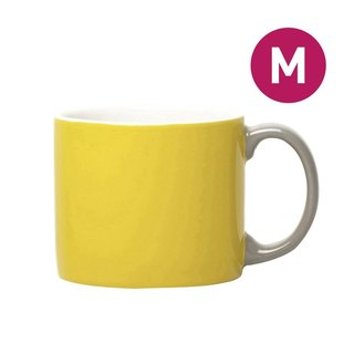 Jansen + co toner cup M - Yellow + Grey