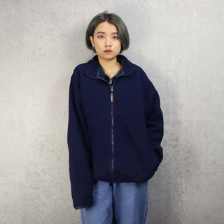 Tsubasa.Y Antique House A07 LLbean body blue fleece jacket, catching fleece warm jacket