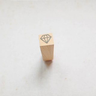 [Stamp] No.047 little diamond