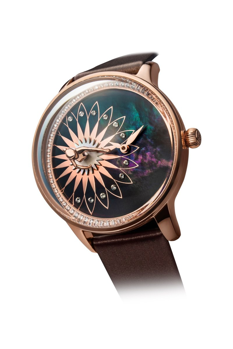 Fouetté Ballerina Watch 6