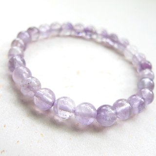 【Aromatherapy】 6mm Amethyst - Handmade natural stone series