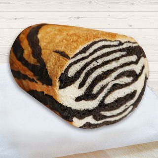 Healing Department Zoo Style Toast - Zebra Modelling