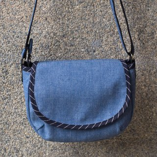 Love Earth Handmade Bag* Casual Side Backpack | Custom