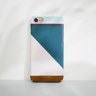GRAPHIC PRINT - JULIUS  iPhone Case MATTE