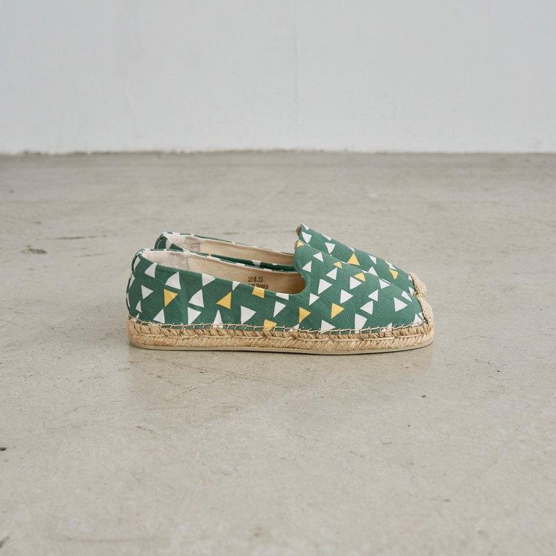 春・好色 ONESHOE x 本島舍品牌聯名 草編鞋-清晰