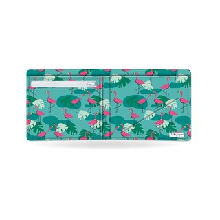 i like paper® TROPICAL HEAT Pappwallet Tyvek紙皮夾/短夾/錢包/德國製造