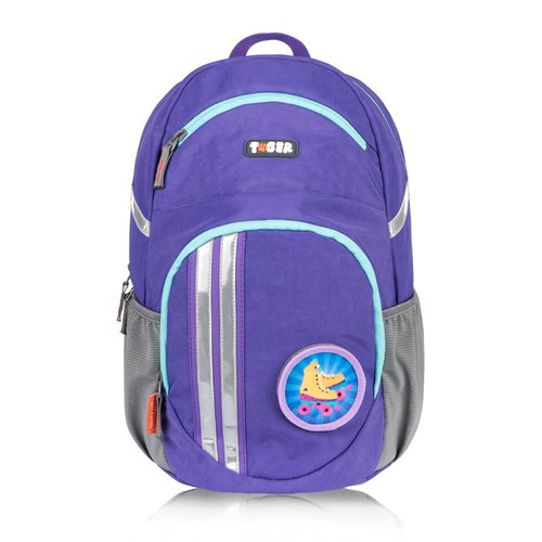 TigerFamily Jumping Spine Casual Bag - Lavender Violet (1st to 2nd grade)