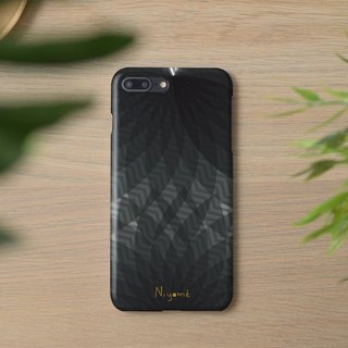 iphone case black leaf pattern for iphone 6,7,8, iphone xs, iphone xs max