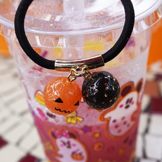 Halloween candy hair ring | simulation food hand made hair ring