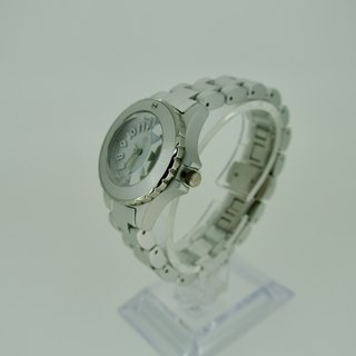 [CATCH Ultra-light's series] Colorful bracelet watch - Silver