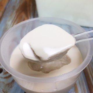 Black Soymilk Fresh Milk Yogurt - (with brown sugar water)