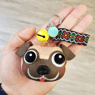 Skillful cat x city cat Bago joyful guest name commemorative puppet hanging ornaments key ring birthday