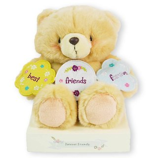FF 8-inch nap / best friend Bear [Valentine's Day]