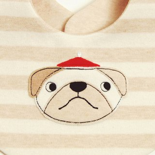 Little Red Riding Hood dog bib saliva towel