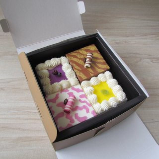 ─ sweet waltz into four cakes of soap boxes