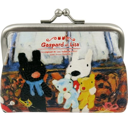 """Lisa and Caspian"" bead coin purse - department store"