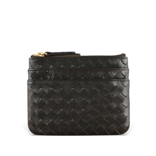 STORYLEATHER woven purse Spot Style 90910