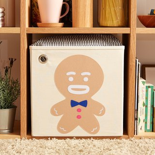 American kaikai & ash Toy Storage Box - Dream Fairy Gingerbread Man