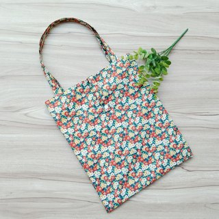 [waterproof shopping bag] small floral