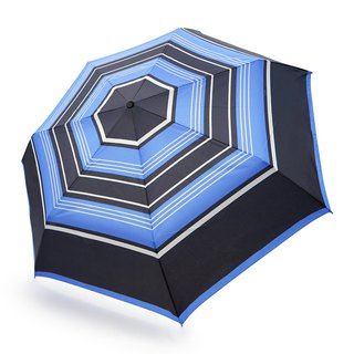 Ultra-light and windproof anti-UV automatic umbrella - navy