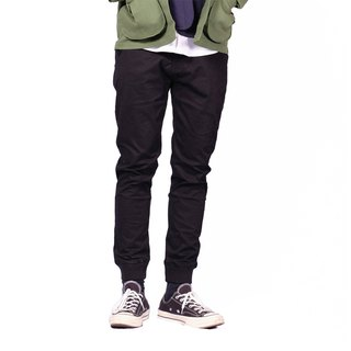 Slim Jogger Pants /Cotton/