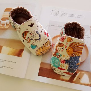 Fairy tale manual baby shoes baby shoes toddler shoes 16 cm spot