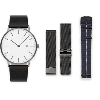 The Everyday Watch in Gunmetal