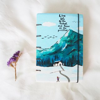I love travel and adventure.Notebook Handmadenotebook Diary 筆記本 journal