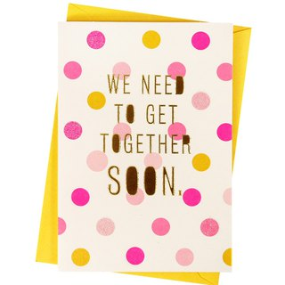 Finding Time Together (Hallmark - Card Friendship)
