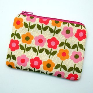 Zipper pouch / coin purse (padded) (ZS-202)