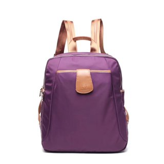 Waterproof beige backpack handbag / laptop bag / computer bag / shoulder bag - Multicolor optional # 1024