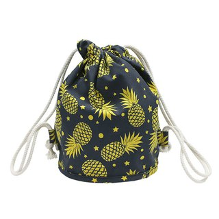 MARLMARL SMOOTHY Joint Backpack / Aunt Pineapple - Sunshine
