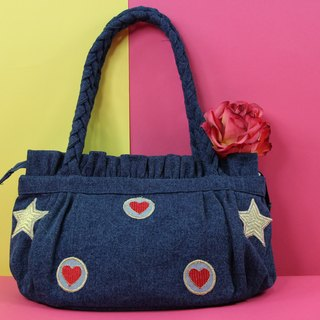 Dearest Dream Denim Handbag