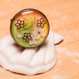 Beauty Sakura (Cherry Blossom) Ring !!