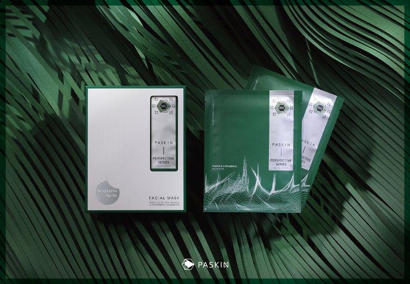 紋路管理  緊緻撫紋面膜 (6片/盒)