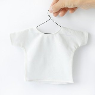 PK bears | Bear Basic White T-shirt (40cm Bear)