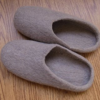 Felt  Sippers / Felted Shoes / Wool Slippers / House Shoes / Indoor shoes