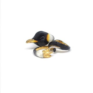 Penguin ring set