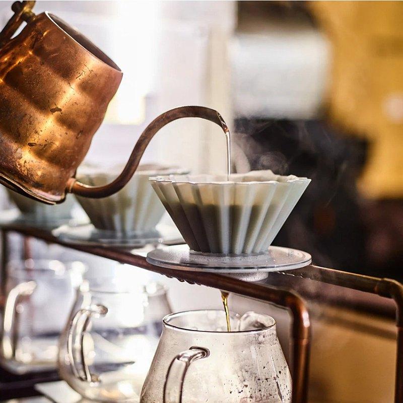 日本ORIGAMI 摺紙咖啡  Aroma 馬克杯 純色 11色 底盤請另購