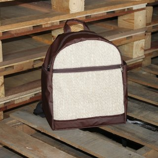 Weave lightweight backpack