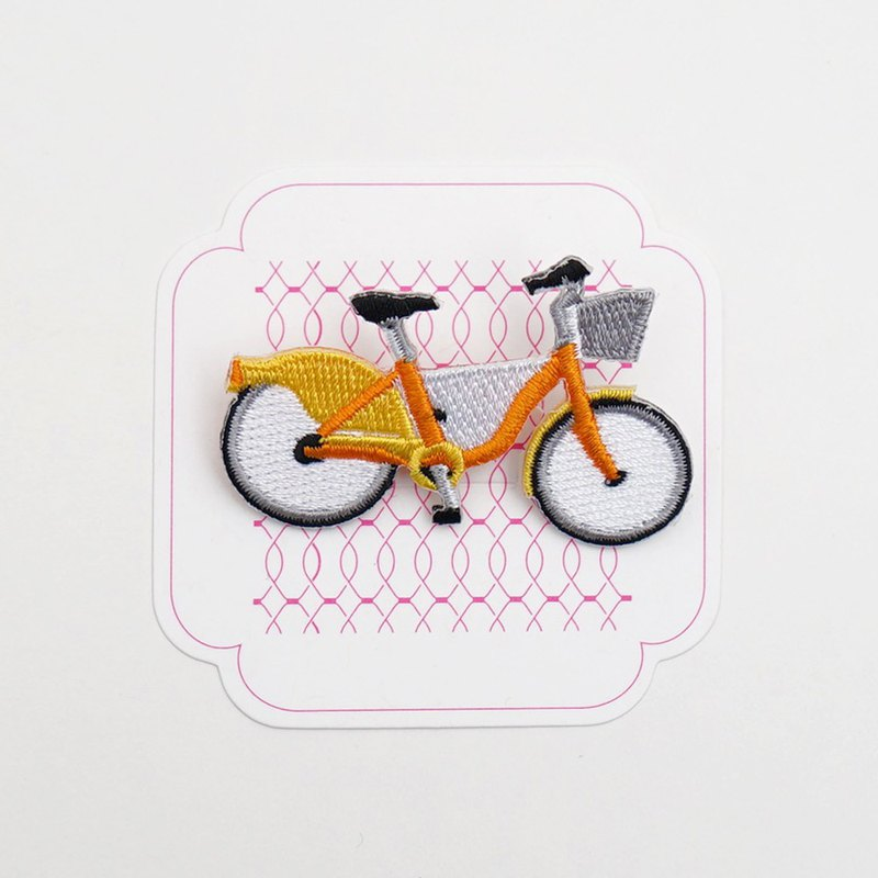 MOGU / Grocery / Embroidery Pin-UBike Bicycle