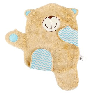 Baby Cotton Velvet Boy Comfort Towel【Hallmark-ForeverFriends Plush Baby Series】