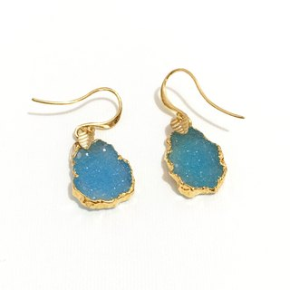 Agate original earrings
