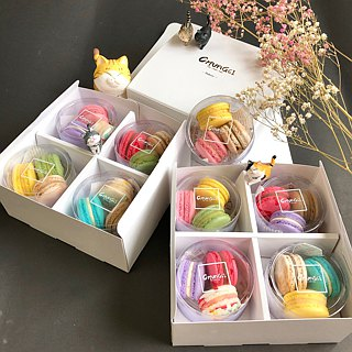 [Chungci Bakery] macaron gift box / taste please note