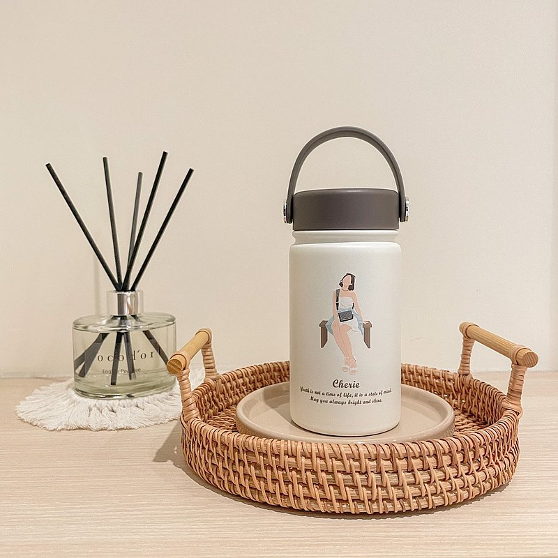 客製畫/RICO陶瓷塗層保溫瓶