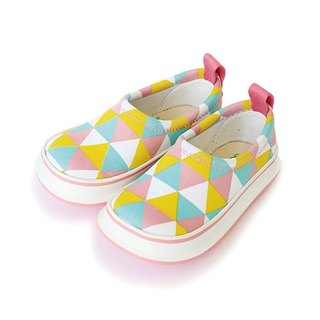 Japan SkippOn Children's Casual Shoes - Triangle Geometry
