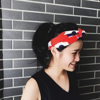 Emily bandage tight tight version / handmade hair band