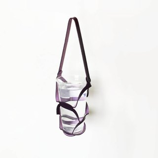 SOLAR Solar Drink Bag - 堇紫-Beverage Bag/Beer/Microfiber/Leather/Fashion/Environmental