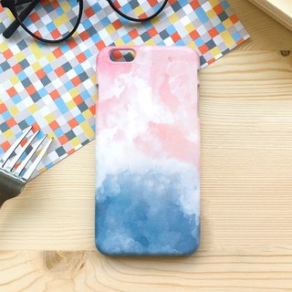 Quiet Cloud (iPhone.Samsung Samsung, HTC, Sony. Asus Case Cover)